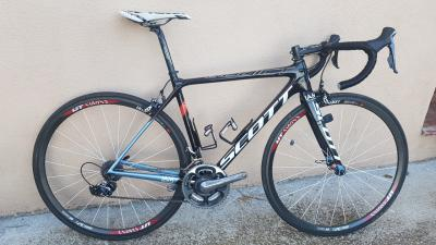 Vélo SCOTT-Addict-IAM (taille S)