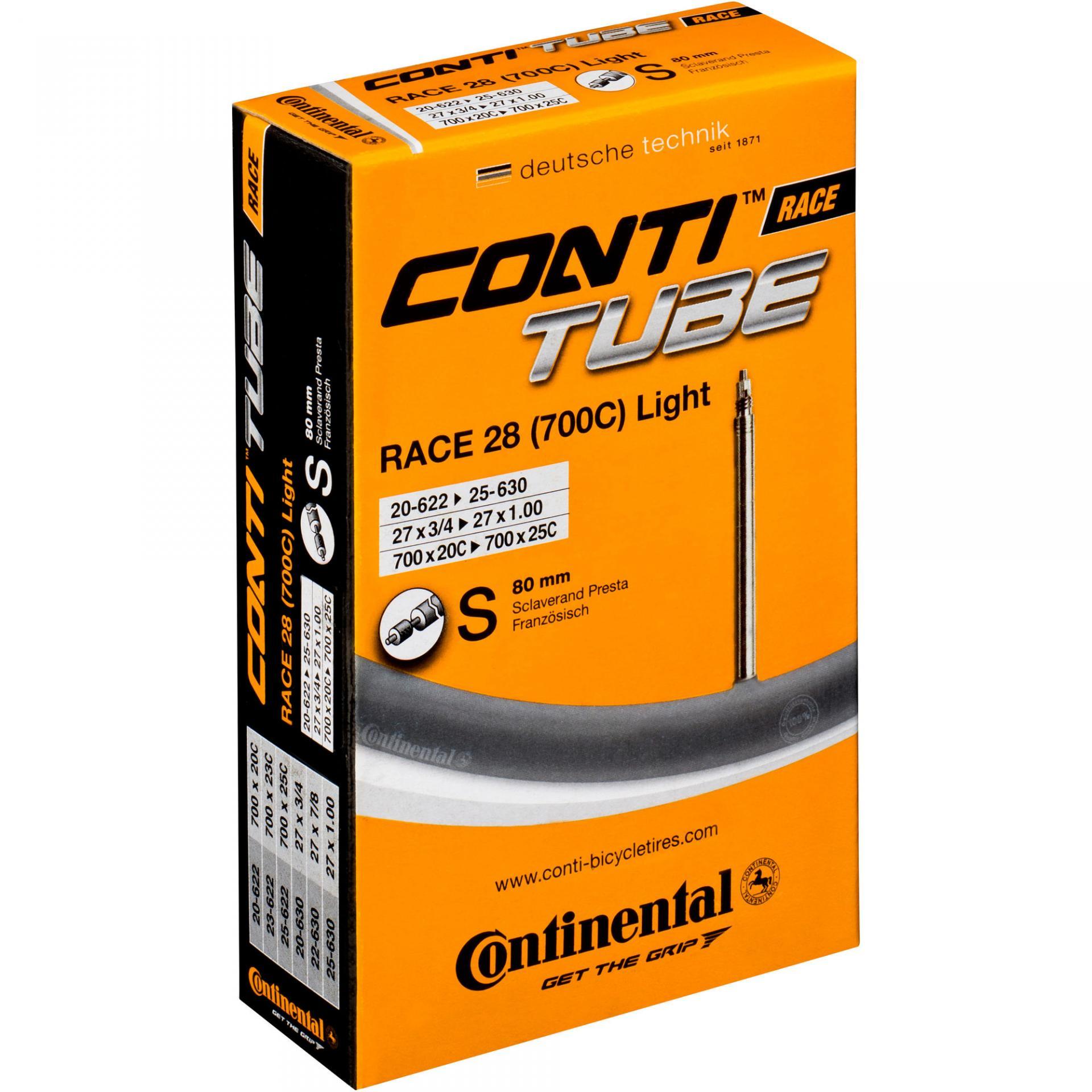 Conti tube race28 presta 80