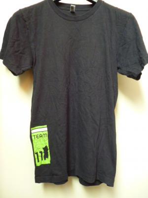 T-shirt LIQUIGAS (camp d'entraînement Sardaigne 2011)