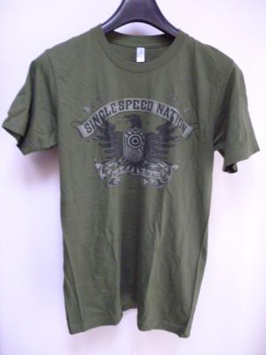 T-shirt SINGLE SPEED NATION