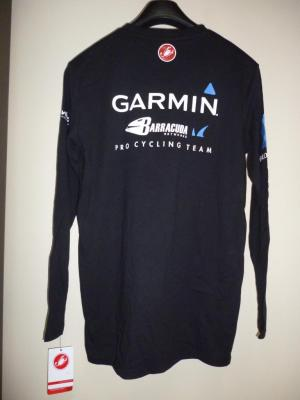 T-shirt manches longues GARMIN-BARRACUDA
