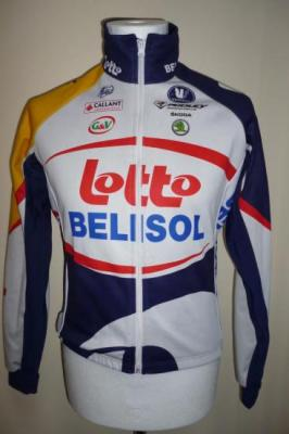 Veste windtex LOTTO-BELISOL 2013 (mod.1)