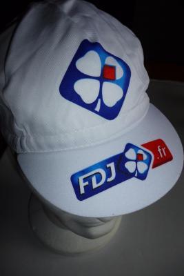 Casquette FDJ.FR