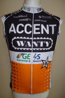 Gilet ACCENT JOBS-WANTY (taille M)