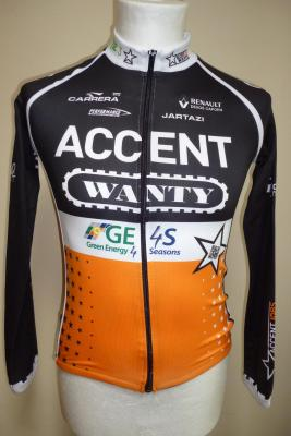 Maillot manches longues ACCENT JOBS-WANTY (TXS)