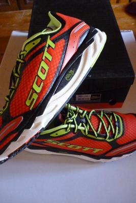 Chaussures de sport SCOTT Eride AF Traine 2.0