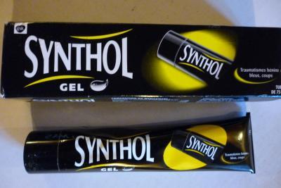 Tube de SYNTHOL