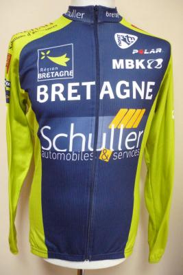 Maillot manches longues BRETAGNE-SCHULLER
