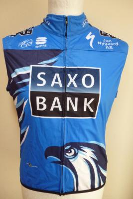 Gilet coupe-vent SAXO-BANK