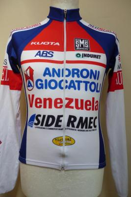 Maillot manches longues ANDRONI-GIOCATTOLI 2015