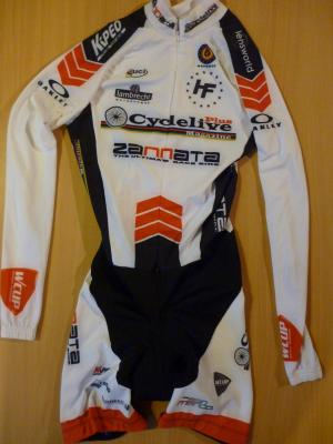 Combinaison manches longues CYCLELIVE