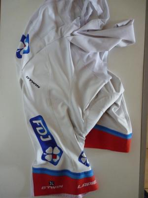 Cuissard blanc FDJ (taille M, mod.2)