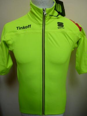 "Maillot de pluie TINKOFF 2016 ""Fiandre Extreme"""