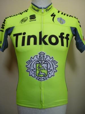 "Maillot aéro TINKOFF 2016 ""Race"""