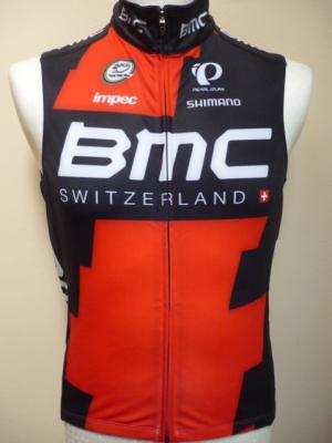 Gilet thermique BMC