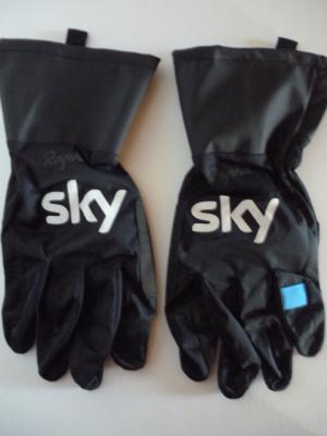 Gants pluie légers SKY (taille XL)