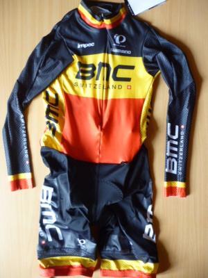 Combinaison route BMC-Ch. de Belgique