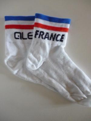Socquettes équipe de FRANCE