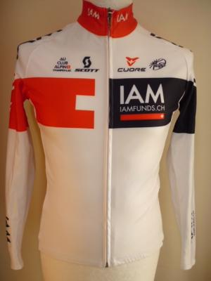 Maillot manches longues luxe IAM 2016