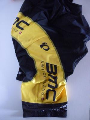 Cuissard BMC-maillot jaune TDF