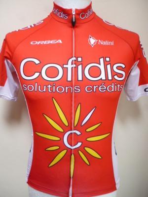 Maillot COFIDIS