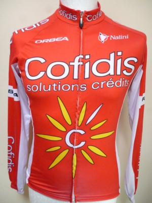 Maillot manches longues COFIDIS