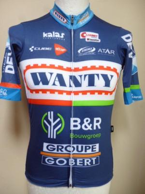 Maillot aéro WANTY 2016