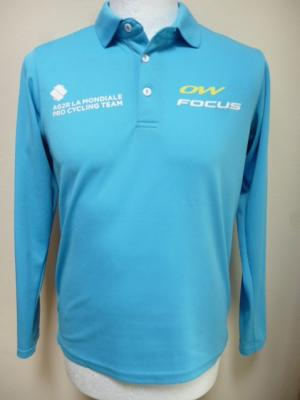Polo manches longues AG2R 2016 (taille S)