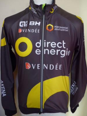 Veste windtex DIRECT-ENERGIE (taille M)