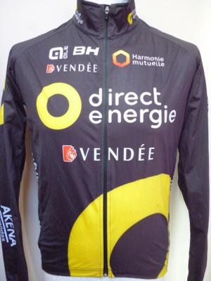 Imperméable style Gore-Tex DIRECT-ENERGIE