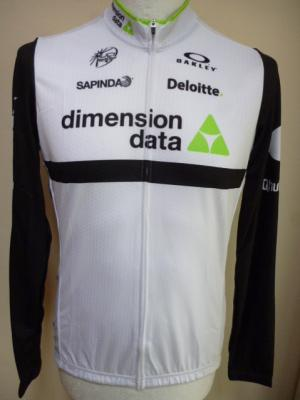 Maillot manches longues DIMENSION-DATA (taille L)