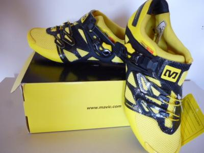 Chaussures MAVIC-Zxellium Ultimate (taille 39 1/3)