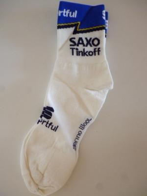 Socquettes laine SAXO-TINKOFF
