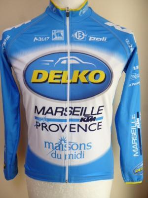 Veste 1/2 saison DELKO-MARSEILLE PROVENCE