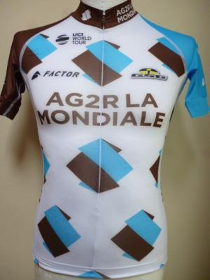 Maillot aéro AG2R 2017 (taille S)