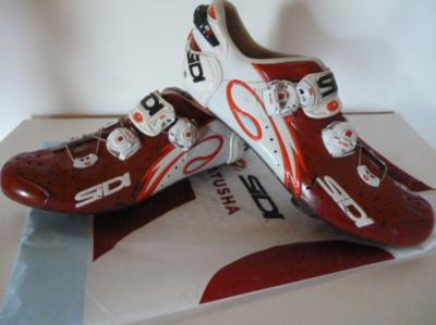 Chaussures SIDI WIRE-Katusha (taille 45)
