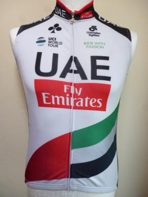 Gilet doublé UAE-FLY EMIRATES