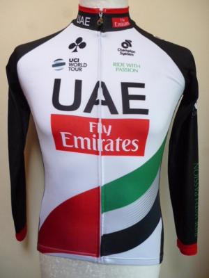 Maillot ML doublé UAE-FLY EMIRATES