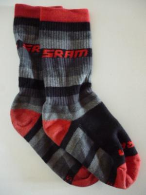 Socquettes hiver SRAM