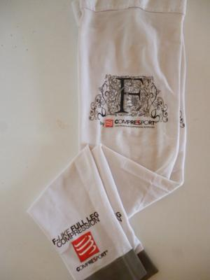 Jambières de contention COMPRESSPORT