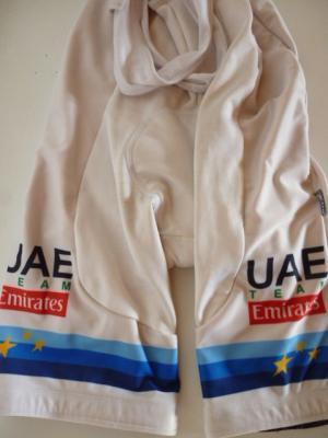 Cuissard doublé UAE-EMIRATES 2018 ch. d'Europe