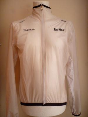 Imperméable blanc BMC 2018