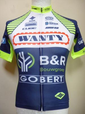 Maillot aéro WANTY 2018 (taille XS)