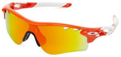 OAKLEY-Radarlock Blood Orange Polarized
