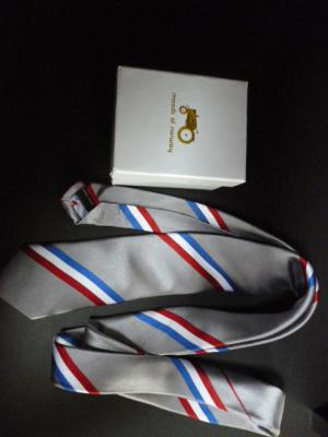 Cravate NORVEGE (JO de Londres)