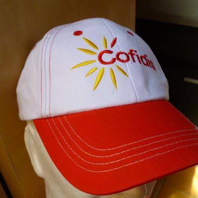 Casquette COFIDIS (logo Cofidis Espagne)