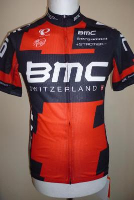 Maillot team BMC