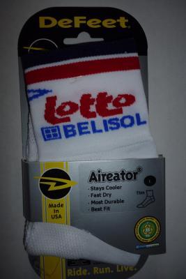 Socquettes LOTTO-BELISOL (mod.2)