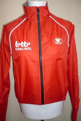 Imperméable style Gore-Tex LOTTO-BELISOL 2013 (mod.1)