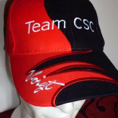Casquette podium CSC (Voigt)